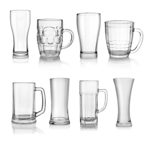 what are the five essential types of beer glasses. Black Bedroom Furniture Sets. Home Design Ideas