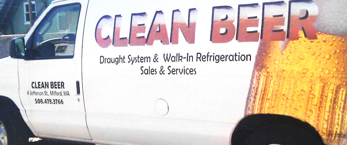 Commercial Services for Clean Beer in Milford, MA