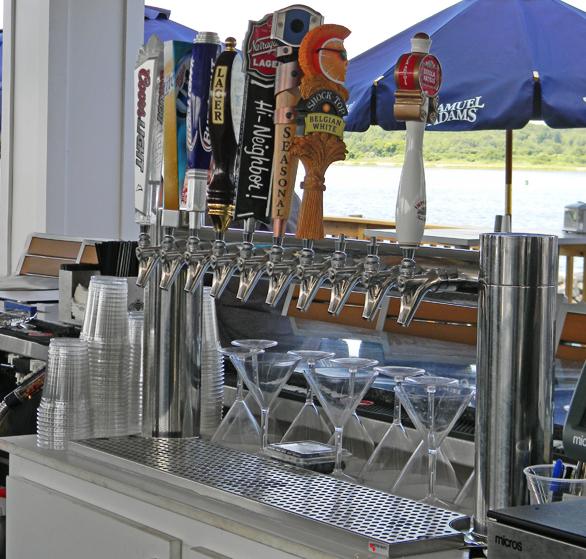 Anthem Kitchen And Bar: Commercial Draft Beer System Installs