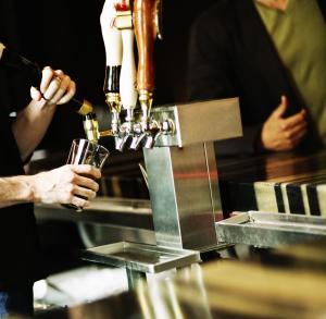 Foam on Beer Detectors, Clean Beer, Milford, MA