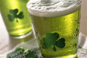 How to Make Green Beer, Clean Beer, Milford, MA